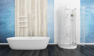 Modernes Badezimmer - Ein Traumbad